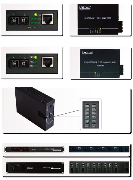 双显模组式光纤收发器COE7001ZM-COE7011ZM