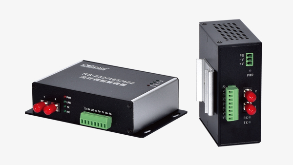 单通道串口光纤调制解调器COE8001B/COE8001K