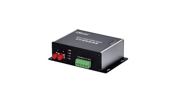 单通道串口光纤调制解调器(壁挂式)