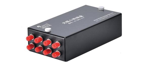 2进8口光缆终端盒(壁挂式)