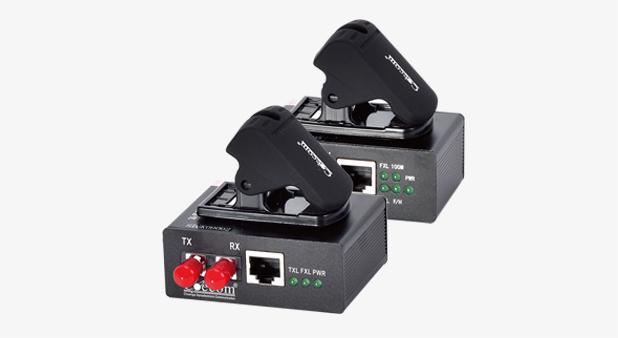 夹持式光纤收发器COE7001J/COE7011J